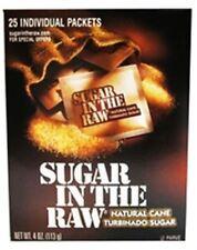 Sugar In The Raw Natural Cane Turbinado Sugar 25 ea