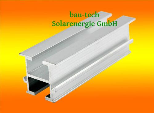 10m Profil de Montage 33 X 38mm Ecrou 11 Alu Photovoltaïque PV Solaire Serre