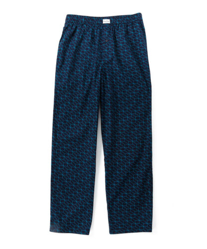 Happy Socks Men/'s 100/% Cotton Sleep Pants Woven Pajama Men/'s Lounge Pants