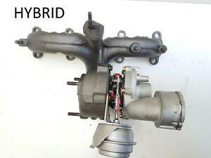 Turbocompresor-hibrido-actualizado-desde-150PD-a-240-Motor-Turbo-arl-golf-Audi-Seat