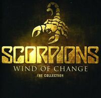 Scorpions - Wind Of Change: Best Of [new Cd]