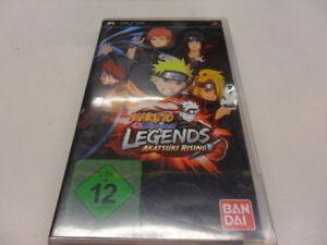 PlayStation-Portable-PSP-Naruto-Shippuden-Legends-Akatsuki-Rising