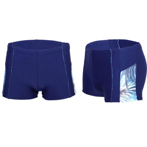 Men Summer Swim Shorts Swimwear Swimming Trunks Underwear Boxer Briefs Pants HOT