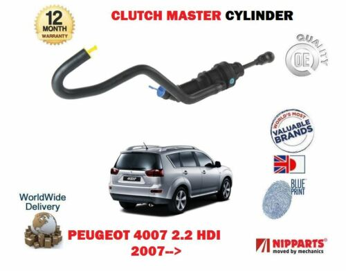 Per Peugeot 4007 2.2 TD HDI dw12mted4 2007 /> su NUOVO CLUTCH MASTER CYLINDER