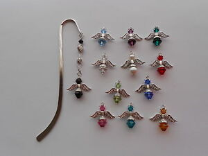 60x 160809 New Assorted Wholesale Charms Silvery Alloy Bookmarks For Beading