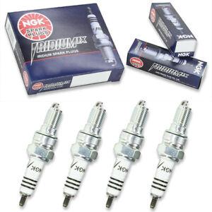 4pcs-93-95-Honda-CBR900RR-NGK-Iridium-IX-Spark-Plugs-893cc-54ci-Kit-Set-ko