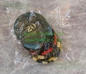 FALLOUT-New-Vegas-Collector-039-s-Edition-034-Lucky-7-Poker-Chips-034-NEW-Sealed