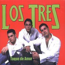 Toque De Amor 2003 by Tres - Disc Only No Case