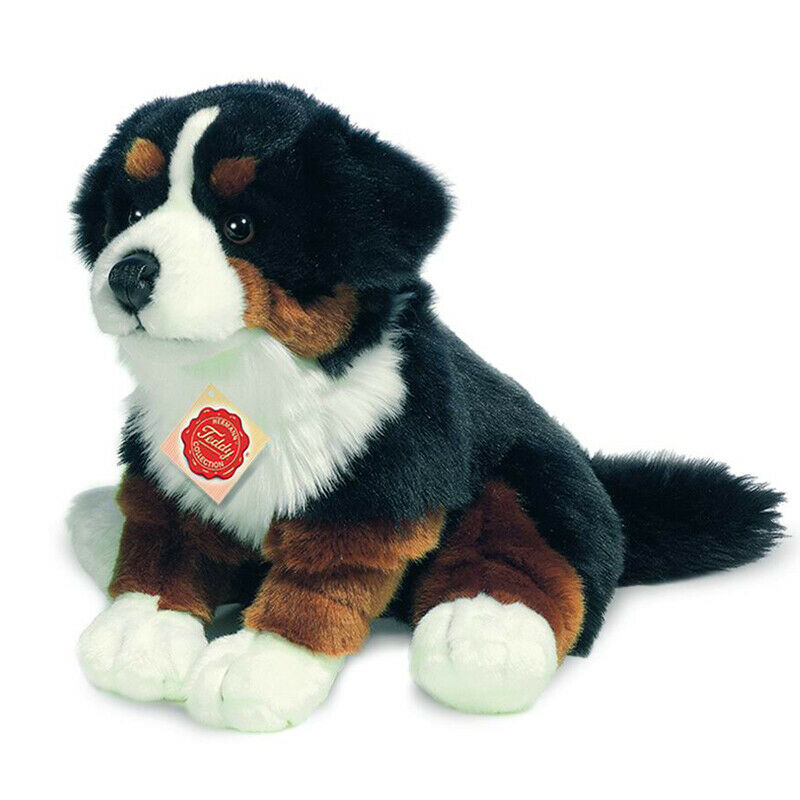 Bernese Mountain Dog collectable plush soft toy teddy by Hermann - 30cm - 92871