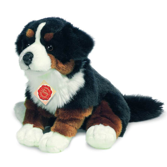 Bernese Mountain Dog Collectable Plush Soft Toy Teddy By Hermann 30cm 92871
