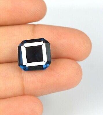 Tanzania Blue Spinel 5.70 Ct Octagon Cut Gemstone 100/% Natural Certified L945 Festive Discount