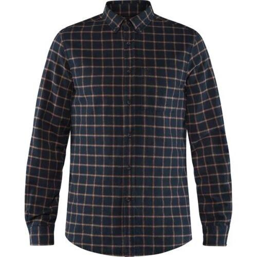 Fjallraven Mens Ovik Flannel Shirt