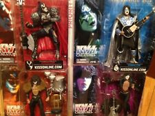 (4) KISS CREATURES FIGURES SET