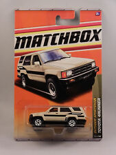 Matchbox 2010 #74 Toyota 4Runner  BEIGE  MOC