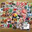 20-700pcs-lot-Sticker-Bomb-Decal-Vinyl-Roll-Car-Skate-Skateboard-Laptop-Luggage thumbnail 1