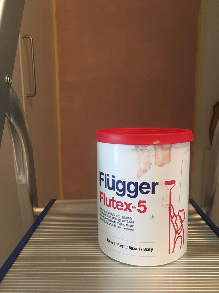Vægmaling, Flügger, 0,35 L liter
