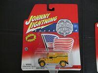 Johnny Lightning American Heroes 1998 Hummer Underwater Rescue 1:64