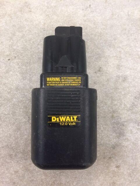 Dewalt 12V 12 VOLT Battery DW9050 DW945 For Parts