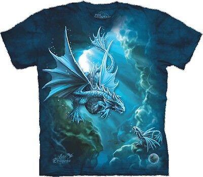 Six Bunnies Kinder T-Shirt Dragon kurzarm Shirt kurzärmlig Kindershirt Drachen