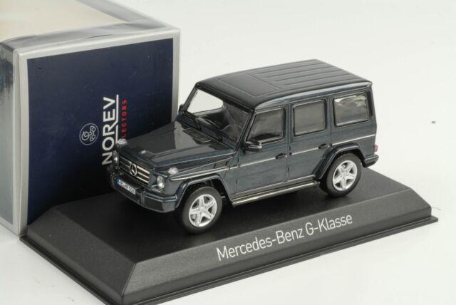 Mercedes-Benz Clase G 2015 grey metalizado 1:43 norev 351342 DIECAST