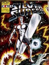 Silver Surfer - Play Extra n°1 1990 ed. Marvel Italia Play Press   [G.202]