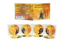 Bon Jovi -Gonna Set The World On Fire: The Legendary Broadcasts '83-'93 4 CD Set