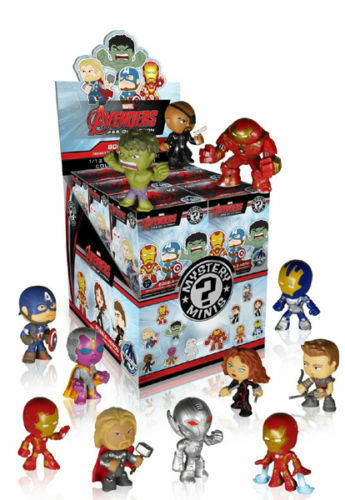 Funko Marvel Age Of Ultron Mystery Minis Choose Complete Your Set From 2015