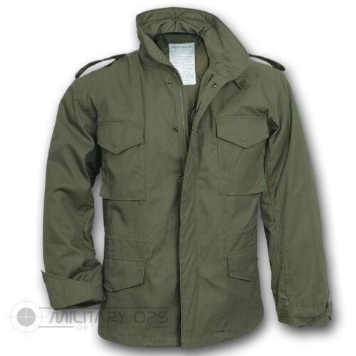 Us 65 Vietnam Field M65 Combattimento Militare M Jacket Stile gwAPRx