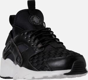 Nike Air Huarache Run Ultra Men's Shoes Casual Sneaker Black