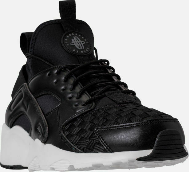 For Sale Trainers Nike Air Huarache Run Ultra Black Mono His