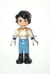 Lego Disney Princess MiniFigure New PRINCE ERIC 41153