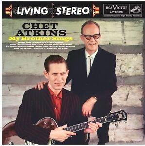 Sealed-CHET-ATKINS-LP-034-My-Brother-Sings-034-180g-RSD-2015-Sundazed-re