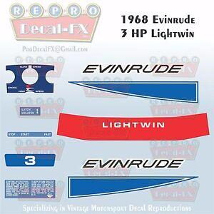 Evinrude 3 hp lightwin manual transfer
