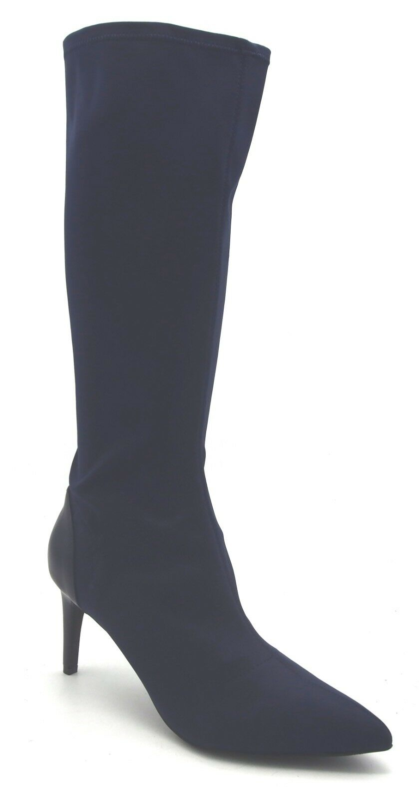 J7334 New Women's Charles by Charles David Superstar Navy Boot 9 M