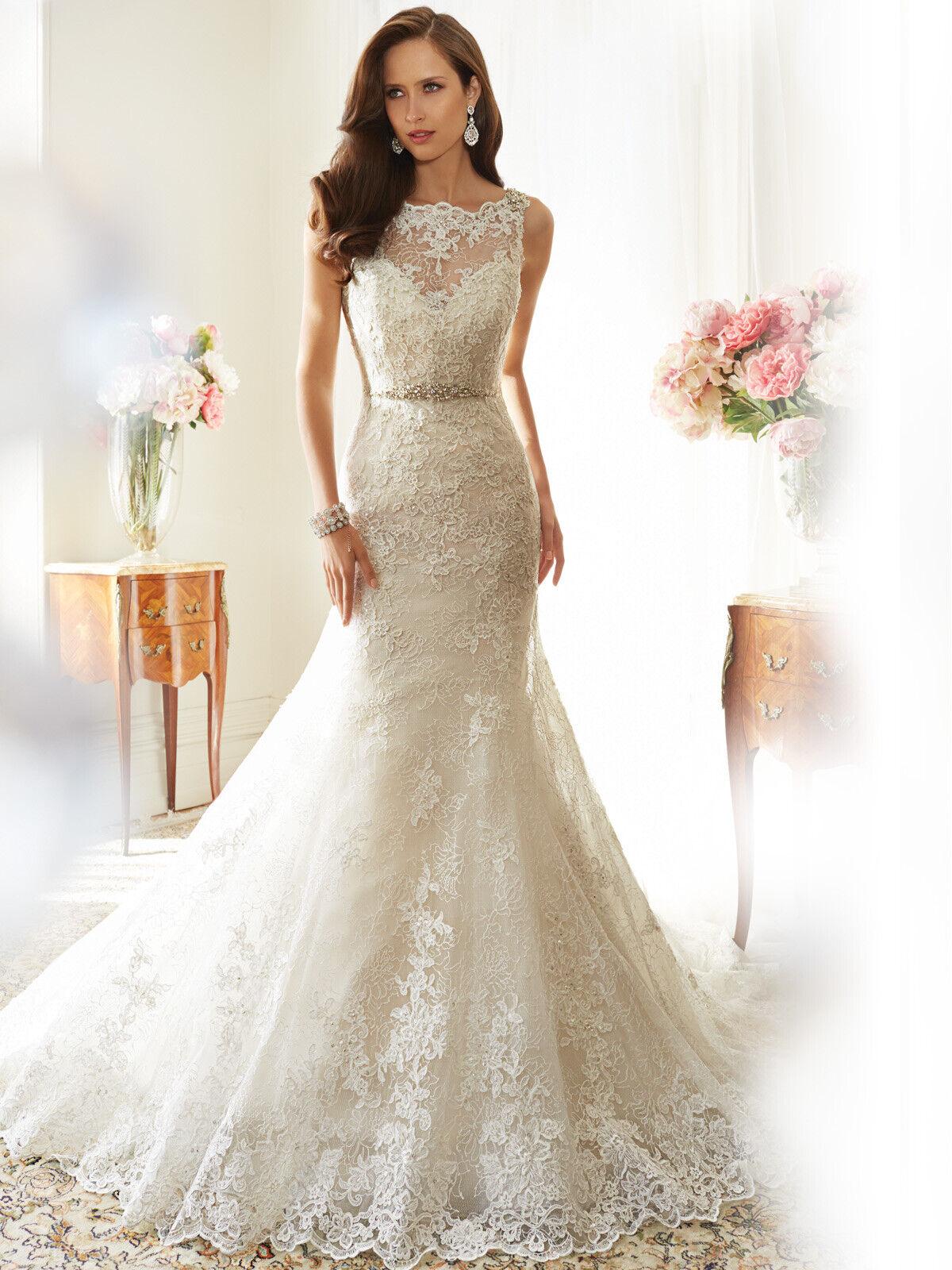 Kombinationsversion. Sophia Tolli Wedding Dress Style