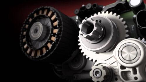 Ebike motor crankshaft bearing kit to fit Bosch Performance Line and CX