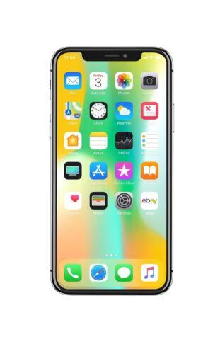 Apple iPhone X - 64GB - Space Gray (Factory Unlocked) - Brand New!!!