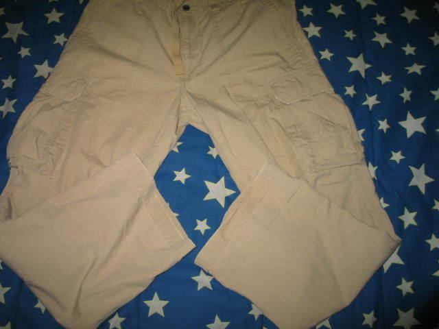 Polo Ralph Laeuren men's Millitary SURPPLUS Rip Stop Cargo pants 34x30