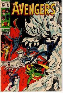 Avengers-1st-Series-61-1969