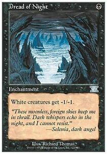 Terrore-Night-Dread-of-Night-MTG-MAGIC-6E-Eng-Ita