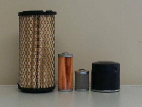 B18-3  Filter Service Kit Yanmar B15-3