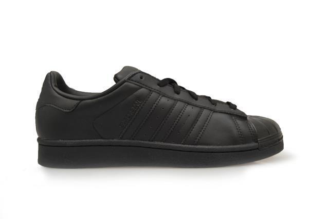 quality design a30c0 a8468 Womens Adidas Superstar Glossy Toe W - BB0684 - Black Trainers