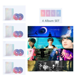 BTS-LOVE-YOURSELF-ANSWER-Album-SELF-2CD-POSTER-2P-Book-Card-Sticker-K-POP-SEALED