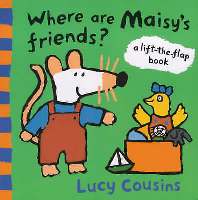 1 of 1 - Where are Maisy's Friends?, Lucy Cousins, New Book