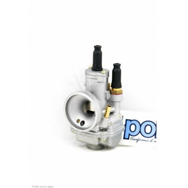 Vergaser Polini CP 17,5mm Aerox Nitro F15 Runner Zip HighEnd