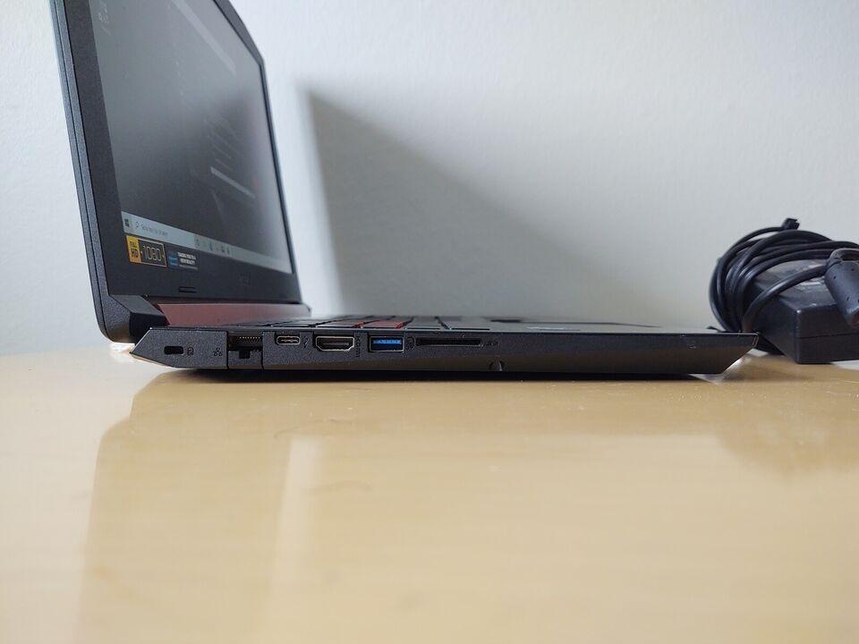 Acer Nitro GAMING 1050 4GB, Intel Core i5-8300H GHz, 8 GB ram
