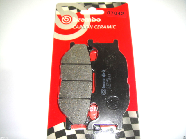Brake Pads BREMBO 07042 Front Yamaha majesty Dx 250 1998