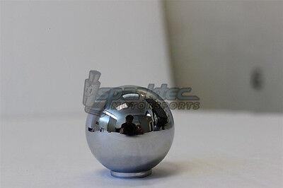 PLM Spherical Ball Shift Knob Mirror Finish Honda Toyota Subaru Mazda Mitsubishi