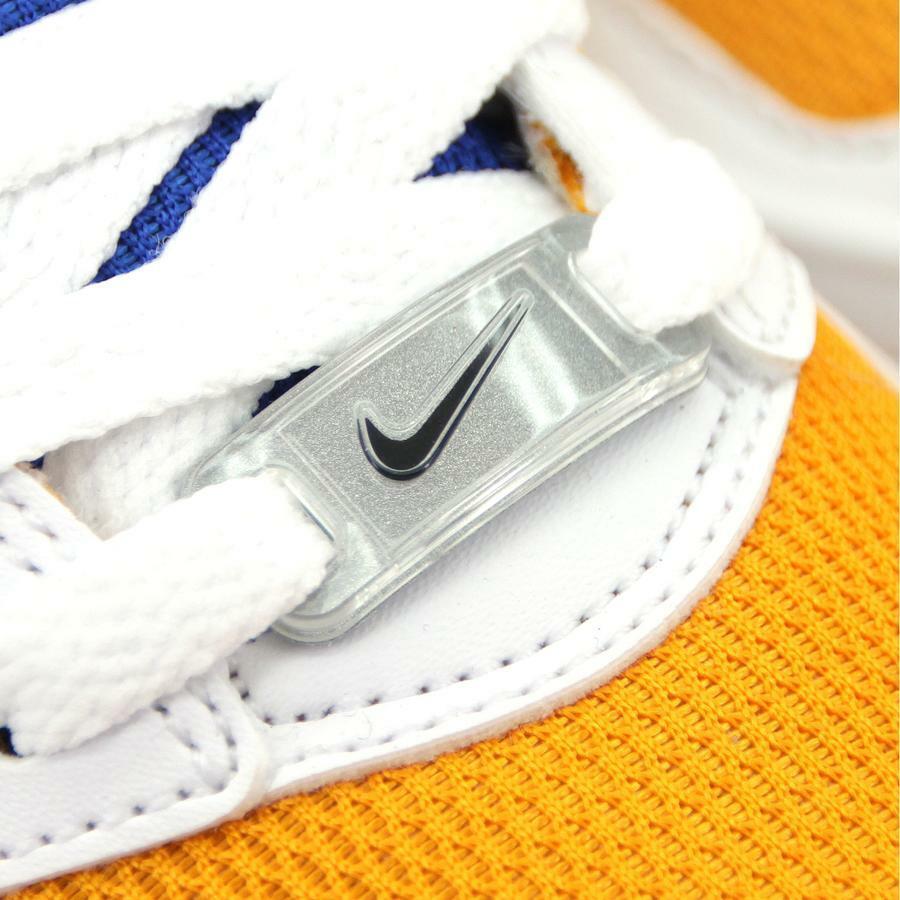 Nike Air Max 2 Luce Qs Oro Bianco Uomo Scarpe Sportive UK 10