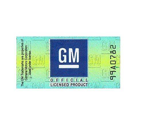 GM Licensed Camaro 6th Gen Carbon Fiber License Plate Frame w// Camaro Fifty